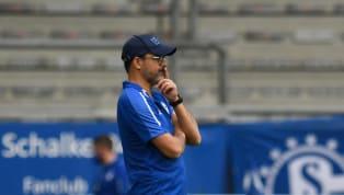 """Nach einer weiteren Niederlage gegen Werder Bremen wird es auf Schalke ungemütlich. Während Sportvorstand Jochen Schneider von """"niederschmetternden..."""