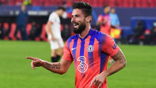 Chelsea striker Olivier Giroud has insisted that he is not interested in discussing his future after putting four goals past Sevilla on Wednesday. In what was...