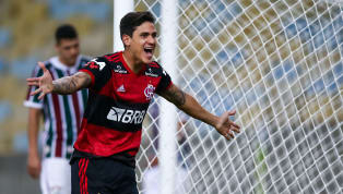 Em entrevista ao 'Aqui com Benja', exibida hoje (26) na Fox Sports, o centroavante Pedro, do Flamengo, revelou quais clubes deverão ser os grandes adversários...