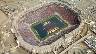 Si bien hoy vacíos por la pandemia que afecta al planeta, estos son los estadios con mayor capacidad en los que habitualmente se juega al fútbol en cada uno...