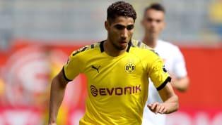 İtalya Serie A ekiplerinden Inter, sezonu Borussia Dortmund'da tamamlayan ve bonservisi Real Madrid'de bulunan Achraf Hakimi ile 5 yıllık sözleşme imzaladı....