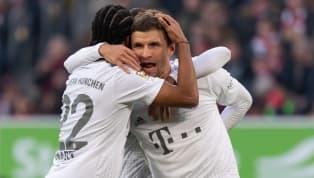 Am Sonntagabend kann der FC Bayern gegen Fortuna Düsseldorf die Tabellenführung auf bis zu zehn Punkte ausbauen. Hier gibt es die offiziellen Aufstellungen...