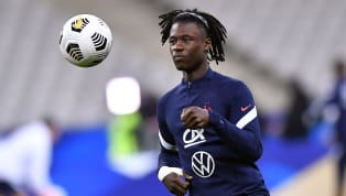 Manchester United are preparing to rival Real Madrid for the transfer of Rennes teenager Eduardo Camavinga and have lined the youngster up as a potential...