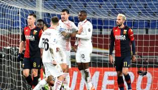Serie A 2020/21 Pekan ke-31 Stadion: San Siro Hari / Tanggal: Minggu, 18 April 2021 Waktu: 17.30 WIB Disiarkan di: beIN Sports 2 Milan akan menjamu di Genoa...