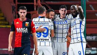 Inter Milan kembali ke laju kemenangan usai kalah di Derby della Madoninna kontra AC Milan. Nerazzurri menang 2-0 atas Genoa di Luigi Ferraris, Sabtu (24/10)...