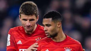 Der FC Bayern München kann zeitnah wieder mit Thomas Müller und Serge Gnabry planen. Das Duo war am Donnerstag auf dem Trainingsplatz zu sehen. In den...