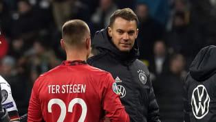 Face à face, vendredi soir, lors de l'opposition entre le Barça et le Bayern, le duel des portiers allemands a rapidement tourné à l'avantage de Manuel Neuer....