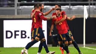 On l'attendait ce premier grand choc de la Ligue des Nations. Opposant l'Allemagne à l'Espagne, ce duel s'est montré passionnant. Malgré l'ouverture du score...