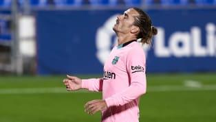 Ce samedi soir, le FC Barcelone a raté une occasion de prendre 3 points d'avance sur le Real Madrid en s'inclinant contre Getafe (1-0). Griezmann est passé à...
