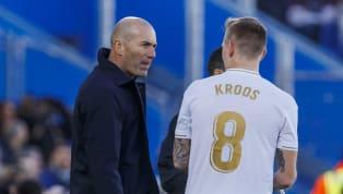 Dans un reportage Arte sur la carrière de Toni Kroos, Zinédine Zidane s'est confié sur l'affection qu'il éprouve pour le milieu de terrain allemand. Un...