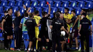 À l'issue d'un match à enjeu entre Getafe et Villarreal, une bagarre générale a éclaté entre les joueurs et les staffs des deux équipes. Une intervention...