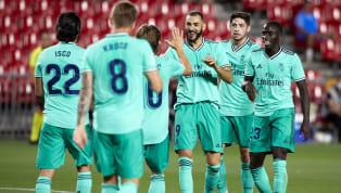 El Real Madrid ha asegurado casi el título de liga después de un triunfo apurado hoy contra el Granada (1-2). A los 10 minutos Mendy adelantó a los blancos...