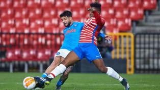 La sconfitta dell'andata per 2-0 sul campo del Granada obbliga il Napoli all'impresa: per arrivare agli ottavi di finale di Europa League, la squadra di...