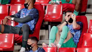 Gareth Bale sabe que hay una cámara pendiente de él durante todo el partido y eso le gusta. Ayer, en el encuentro frente al Granada dejó otra imagen...
