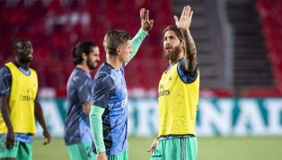O meio-campista alemão Toni Kroos revelou em seu podcast, Einfach mal Luppen, que Sergio Ramos, com quem trabalha há quase sete anos no Real Madrid, é o...