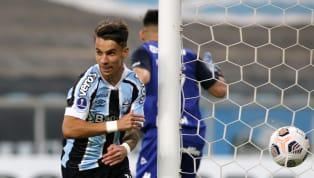 A classificação às oitavas de final da Copa Sul-Americana está praticamente garantida. Mas então por qual razão a torcida do Grêmio ficaria preocupada depois...