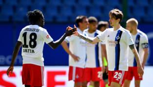 Puh! Einmal tief durchschnaufen. Der HSV hat seine Pflichtaufgabe gegen den Vorletzten SV Wehen Wiesbaden mit Ach und Krach 3:2 gewonnen. Matchwinner war...