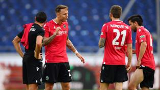 FC Erzgebirge Aue Unsere Start1️⃣1️⃣ gegen @Hannover96. #AUEH96 pic.twitter.com/uQpnPtlSjP — FC Erzgebirge Aue (@FCErzgebirgeAue) June 21, 2020 Hannover 96...