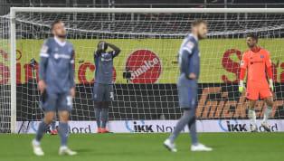 Es soll wohl einfach nicht sein, mit einem Sieg des Hamburger SV gegen Holstein Kiel. Auch im fünften Spiel seit der Zweitligazugehörigkeit gelang den...