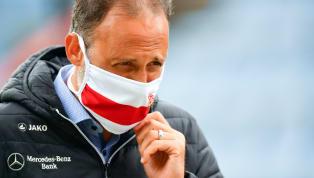 Der VfB Stuttgart droht das große Saisonziel zu verpassen. Erneut ließen die Schwaben wichtige Punkte im Aufstiegsrennen liegen. Trainer Pellegrino Matarazzo...