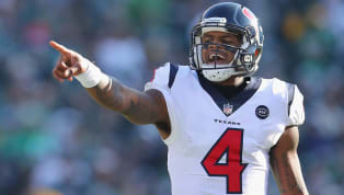 Despite a horrific offensive line to go along with some questionable scheme and coaching on the sidelines, Houston Texans quarterback Deshaun Watson has...