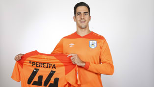 Huddersfield Town have completed the loan signing of Joel Pereira from Manchester United, with the goalkeeper joining for the 2020/21 campaign. Pereira spent...