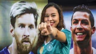 Thống kê từ trang web người lớn nổi tiếng Pornhub chỉ ra rằng Lionel Messi và Cristiano Ronaldo là hai cầu thủ được tìm kiếm nhiều nhất. Trong hàng triệu lượt...