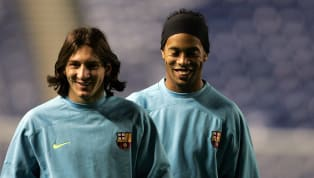 Brazil and Barcelona legend, Ronaldinho for a period of three-four years was without doubt the best player in the world, as he entertained the world with his...