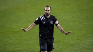 El delantero argentino Gonzalo Higuaín convirtió un golazo en la victoria del Inter Miami ante New York Red Bulls por 2 a 1, que le permitió al equipo...