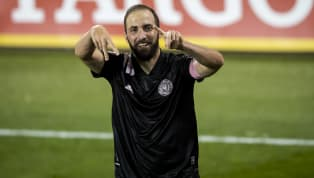 Gonzalo Higuaín's Inter Miami career didn't exactly get off to the best start. On his debut, the former Juventus man missed a penalty and then subsequently...
