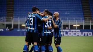 Inter Mailand ?   FORMAZIONE#InterBologna: noi in campo così oggi a San Siro! ?#FORZAINTER ⚫️?⚫️? pic.twitter.com/4a41ic5pyc — Inter (@Inter) July 5, 2020 FC...