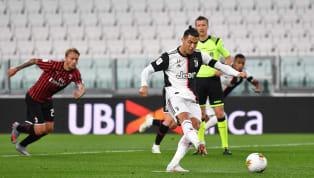Juventus đã cầm hòa kịch tính Milan ở lượt về tứ kết Coppa Italia rạng sáng 13/6 dù Cristiano Ronaldo hỏng penalty. Ronaldo đá hỏng pen nhưng Juventus vẫn...