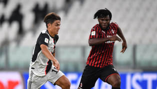 oals Juventus edged past AC Milan and booked their place in the final of the Coppa Italia in nervy fashion, drawing 0-0 at the Allianz Stadium on Friday night....