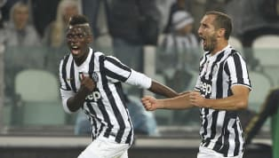 Juventus defender Giorgio Chiellini has confessed he felt Paul Pogba was 'just another player' when the pair first met in August 2012, so he was pleasantly...