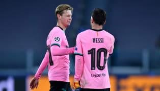 Während es für den FC Barcelona in La Liga weiter nicht optimal läuft und man nach der 0:1-Pleite gegen Atletico Madrid nur Rang zwölf belegt, bietet die...