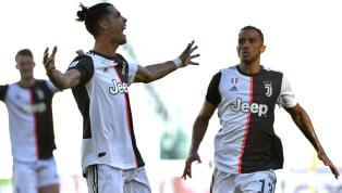 Cristiano Ronaldo vừa chính thức có bàn thắng trên chấm đá phạt trực tiếp sau một thời gian dài 'tịt ngòi', và HLV Maurizio Sarri cho hay anh vô cùng vui...