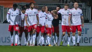 Zum Abschluss des Fußballjahres traf der Hamburger Sport-Verein auswärts auf den Karlsruher SC. Bereits früh gelang dem starken Bakery Jatta die Führung, die...