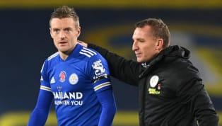 Leicester City manager Brendan Rodgers has admitted that Jamie Vardy's continued good form is likely down to his decision to retire from England duty. The...
