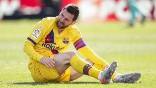 Mercredi, Lionel Messi n'a pas participé à l'entraînement collectif du FC Barcelone. Selon le média TV3, l'Argentin aurait ressenti une douleur à l'adducteur...