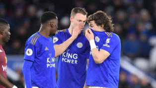 vans Leicester City have been handed a double defensive injury boost after manager Brendan Rodgers provided promising updates on Caglar Soyuncu and Jonny...