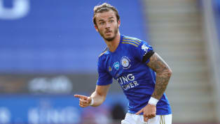 Leicester could be without James Maddison for the majority of their Champions League race due to the hip injury that has seen the midfielder miss the Foxes...