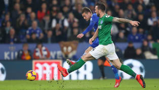 News Leicester's Champions League bid continues at the King Power Stadium on Tuesday evening, when the Foxes take on Brighton. The Foxes remain third after the...