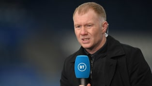 """Manchester United legend Paul Scholes has identified the club's current first choice goalkeeper David de Gea as a """"real problem"""" following a series of errors..."""