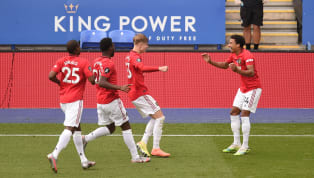 It finally happened. Jesse Lingard scored a goal. The Manchester United youth product registered a goal contribution for the first time in the league this...