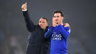 ster Leicester manager Brendan Rodgers says Ben Chilwell is focused on the rest of the reason, despite admitting he is aware of the left back's situation...