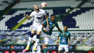 Pumas perdió su invicto en el Guard1anes, en el partido frente a León, tras perder 2-0. 1. Alfredo Talavera (6) Alfredo Talavera en un partido de los Pumas...