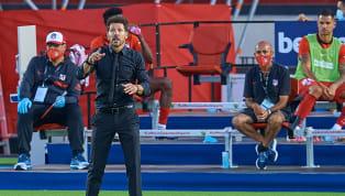 Atletico Madrid hat den FC Sevilla im Nacken. Am Samstagabend empfängt die Mannschaft von Diego Simeone Deportivo Alaves. Die offiziellen Aufstellungen:...