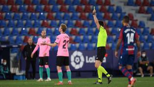 Estos son los cuatro errores del Barça en su pésimo partido en el Ciutat de Valencia: ERRORES Inicio complicado Después de unos primeros cinco minutos de...