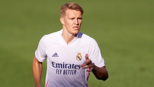 Martin Odegaard is thought to be keen on leaving Real Madrid this month, having not had the opportunities he thought he was going to get when he returned to...