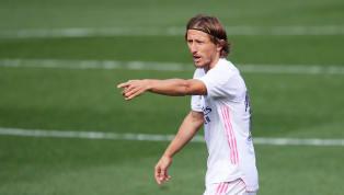 Luka Modric habló anoche desde la concentración de Croacia para el programa de radio 'El Partidazo de Cope' y dejó varios titulares. Habló de su continuidad...
